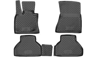 WALSER Passform - Fußmatten »XTR«, für BMW X5 (E70) BJ 2006  -  2013 kaufen