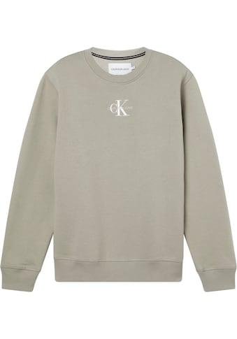 Calvin Klein Jeans Sweatshirt »NEW ICONIC ESSENTIAL CREW NECK« kaufen