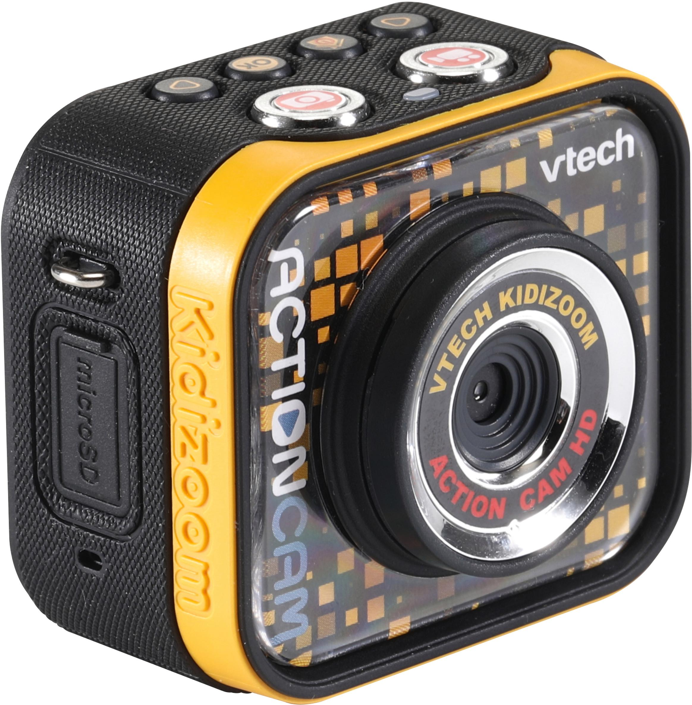 Vtech Kidizoom Action Cam HD Kinderkamera (1 MP) Kindermode/Spielzeug/Lernspielzeug/Kinder-Computer