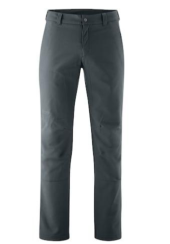 Maier Sports Funktionshose »Herrmann«, Warme Outdoorhose, robust, sehr elastisch kaufen