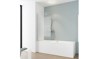 Schulte Badewannenaufsatz »Wega«, teilgerahmt, BxH: 80 x 140 cm kaufen
