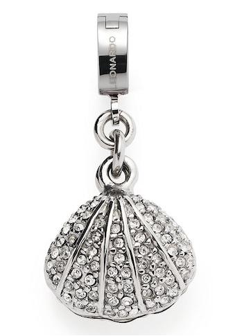 LEONARDO Charm-Einhänger »Memoria Darlin's, 017974«, mit imit. Perle und Kristallsteinen kaufen