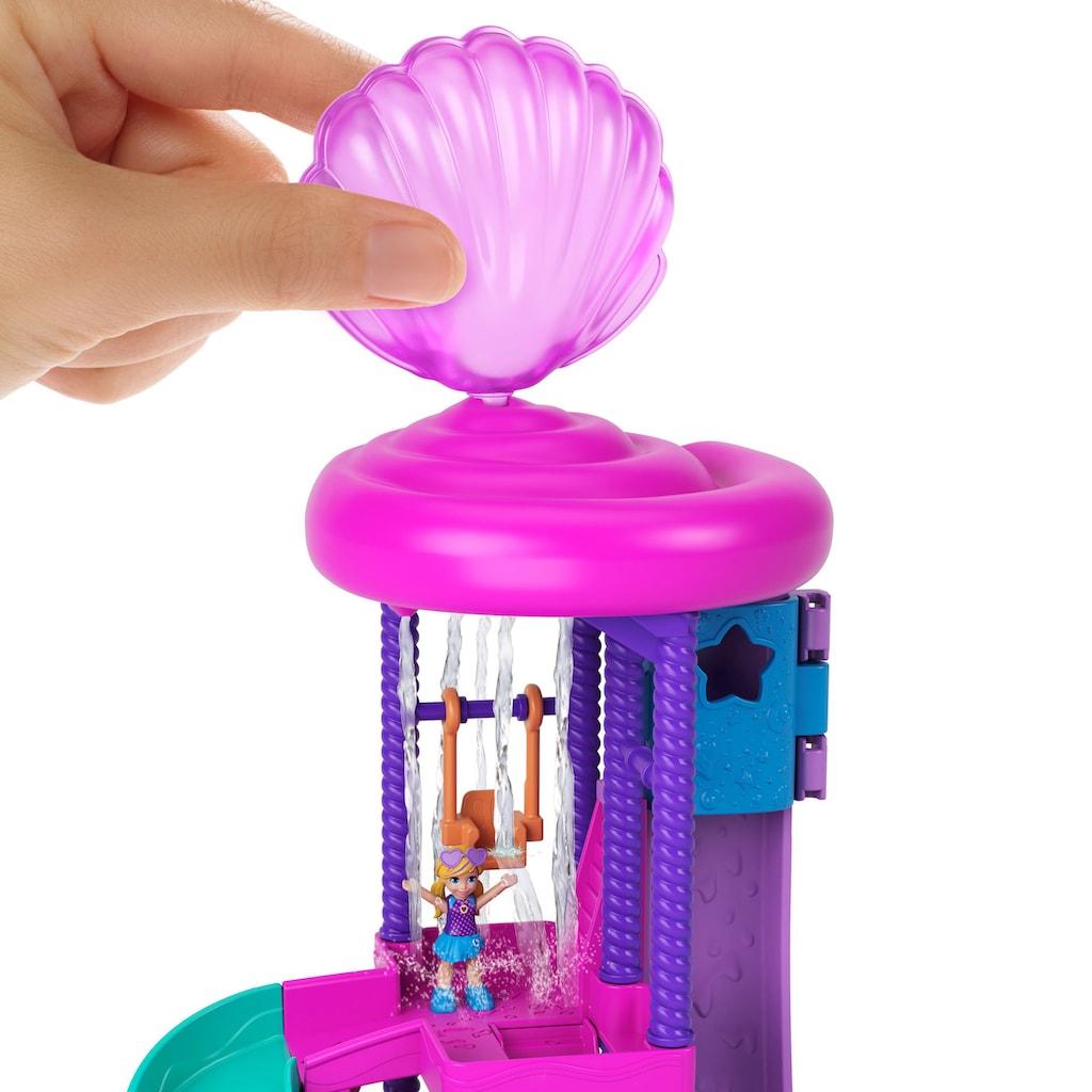 Mattel® Spielwelt »Polly Pocket Rutschspaß-Wasserpark«, Sammelfigur