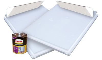 KWAD Styroporplatte, für Rundpool »Steely Deluxe Heat«, in 3 Größen kaufen