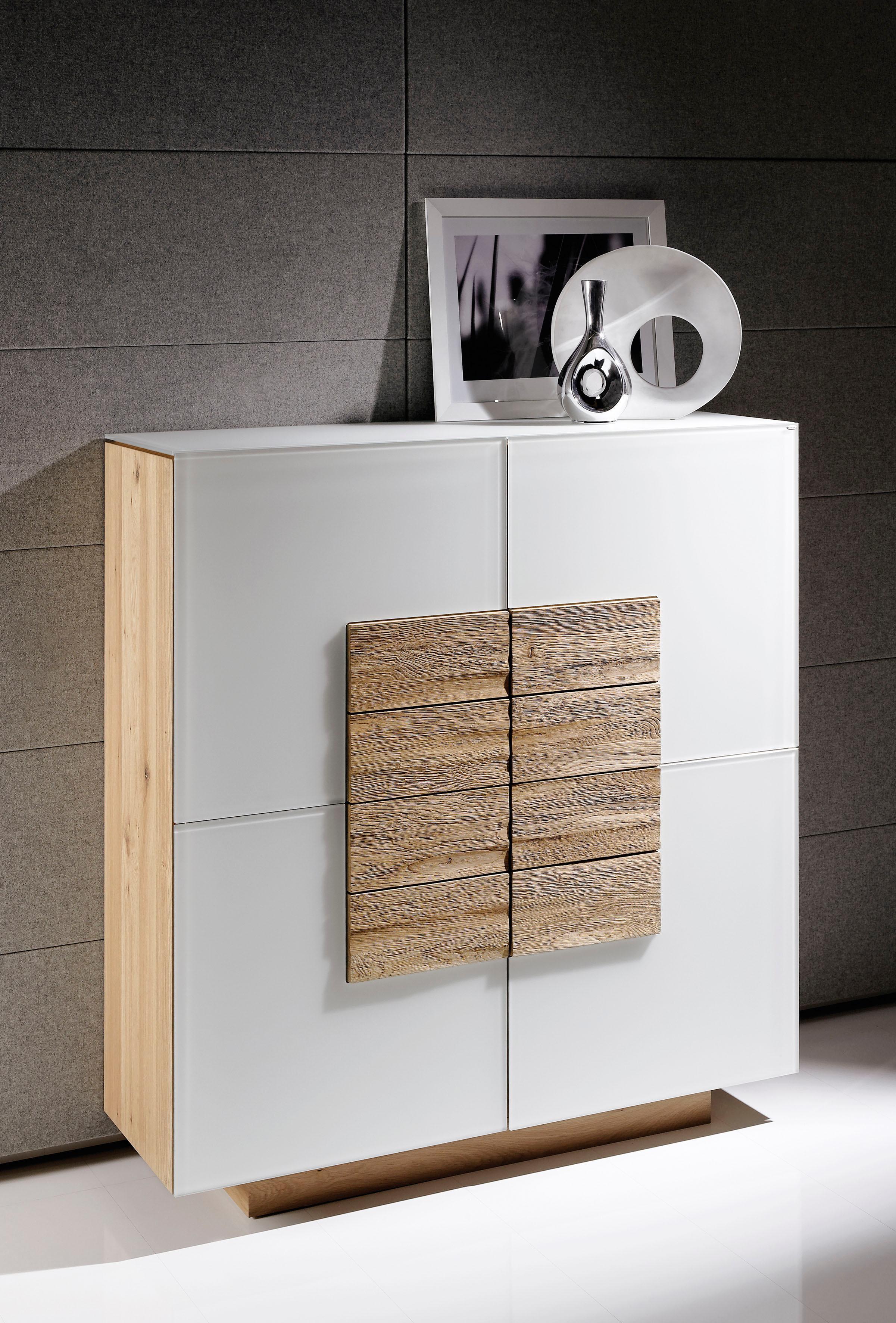 VOGLAUER Sideboard V-MONTANA Breite 128 cm