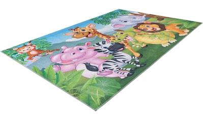 Obsession Kinderteppich »My Torino Kids 239«, rechteckig, 5 mm Höhe, Spielteppich,... kaufen