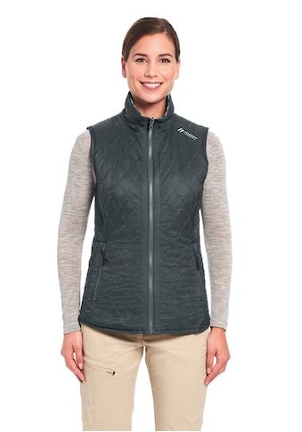 Maier Sports Steppweste »Carp Vest W«, Kuschlig warm für Herbst und Winter kaufen