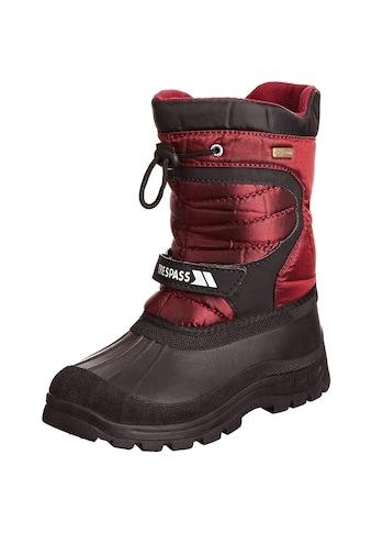Trespass Winterstiefel »Kukun Youth Kinder Schnee Stiefel« kaufen