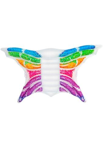 BESTWAY Badeinsel »Schmetterling«, BxLxH: 165x297x28 cm kaufen