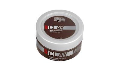 L'ORÉAL PROFESSIONNEL PARIS Haarwachs »Homme Clay«, umformbar kaufen