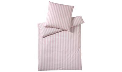 Elegante Bettwäsche »Lido«, angenehmes Hautgefühl kaufen