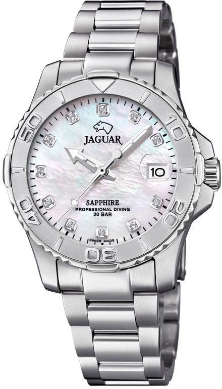 Jaguar Schweizer Uhr Executive Diver J870/1   Uhren   Jaguar