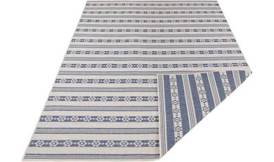 bougari Teppich »Fiji«, rechteckig, 5 mm Höhe, In- und Outdoor geeignet, Wendeteppich,... kaufen