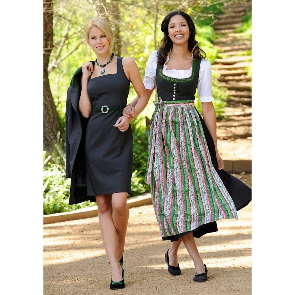 Love Nature Trachtenkleid, Damen im eleganten Etui-Schnitt