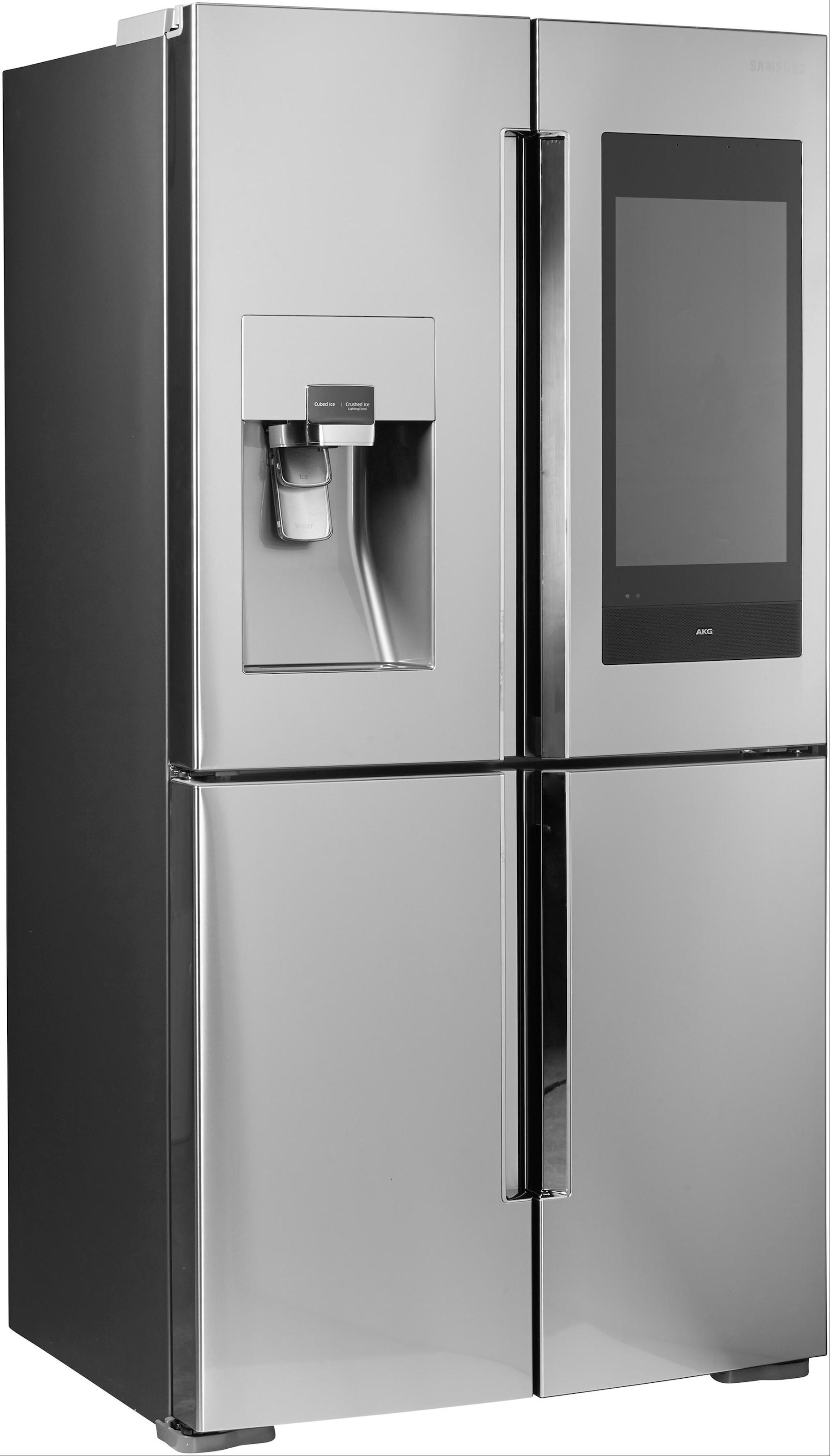 Side By Side Kühlschrank French Door Samsung : B ware samsung rf hsesbsr eg side by side kühlschrank a