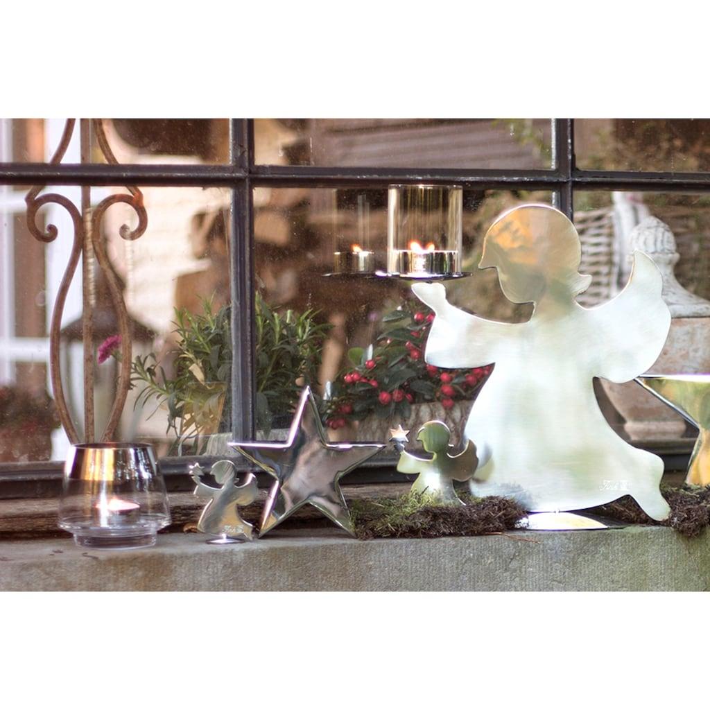 Fink Kerzenleuchter »HOLYWORKER«, in Form eines Engels