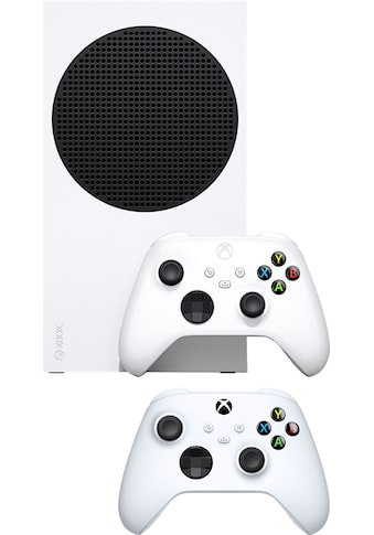 Xbox Konsole »Series S«, inkl. 2. Controller kaufen