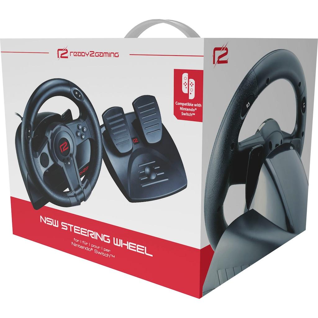 Ready2gaming Gaming-Lenkrad »Switch Racing Wheel«