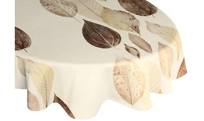 Wirth Tischdecke »MAREK«, oval kaufen