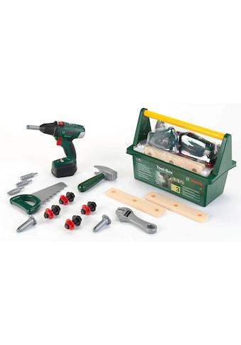 """Klein Spielwerkzeugkoffer """"Bosch Werkzeug - Box"""" kaufen"""