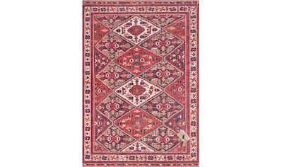 Teppich, »Afghan Kelim«, ELLE Decor, rechteckig, Höhe 5 mm, maschinell gewebt kaufen