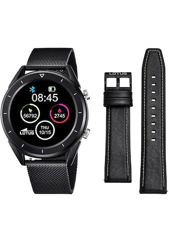 Lotus Smartwatch »Smartime, 50007/1« ( kaufen
