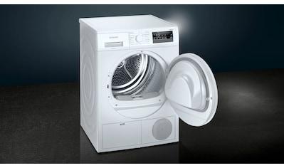 SIEMENS Wärmepumpentrockner »WT43HV00«, iQ300 kaufen
