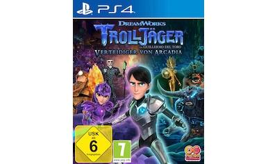 Outright Games Spiel »Trolljäger - Verteidiger von Arcadia«, PlayStation 4 kaufen