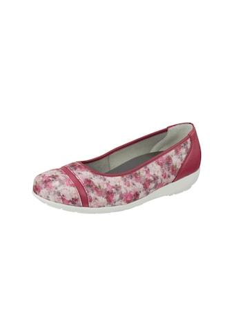 Natural Feet Ballerina »Sanela«, im floralen Design kaufen