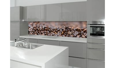 MySpotti Küchenrückwand »profix, Kafeebohnen, 220x60 cm« kaufen