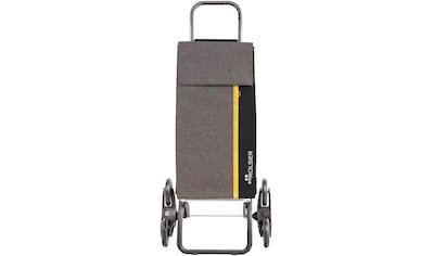 Rolser Einkaufstrolley »Logic RD6 Kangaroo Tweed«, mit 6 Rädern, zuzammenplappbar,... kaufen