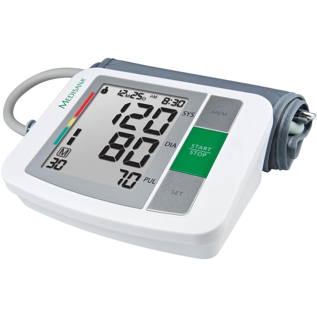 Medisana Oberarm-Blutdruckmessgerät »BU 512«, Arrhythmie-Anzeige