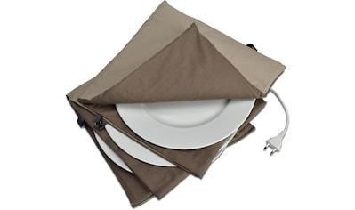 SOLIS OF SWITZERLAND Tellerwärmer »906.41, Typ 865 Maxi Gourmet«, Überhitzungsschutz,... kaufen