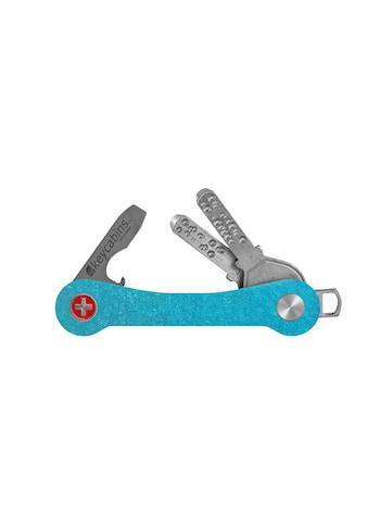 keycabins Schlüsselanhänger »Tennis S1 mint«, SWISS made aus upcycling Material kaufen