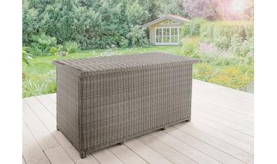 Destiny Auflagenbox »CASA«, Polyrattan kaufen