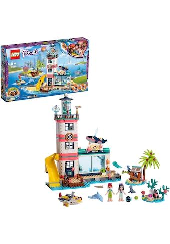 """LEGO® Konstruktionsspielsteine """"Leuchtturm mit Flutlicht (41380), LEGO® Friends"""", Kunststoff, (602 - tlg.) kaufen"""