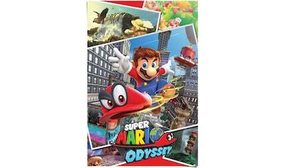 Reinders! Poster »Super Mario Odyssey«, (1 St.) kaufen