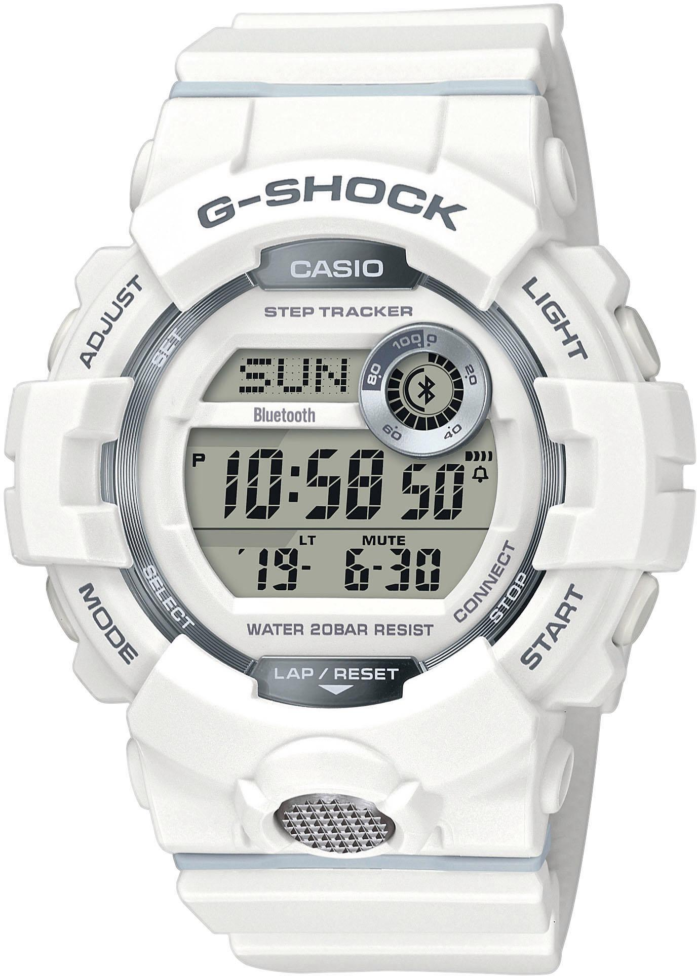 CASIO G-SHOCK GBD-800-7ER Smartwatch | Uhren > Smartwatches | Casio G-Shock