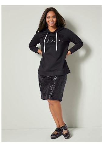 Angel of Style by Happy Size Sweatshirt aus reiner Baumwolle kaufen