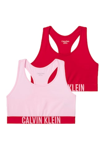 Calvin Klein Bustier »Mädchen«, mit Logo Webbund + Racerback kaufen