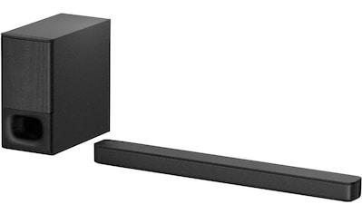 Sony »HT - S350« Soundbar (Bluetooth, 320 Watt) kaufen