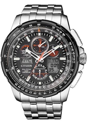 Citizen Funkchronograph »JY8069 - 88E« kaufen
