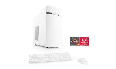 CSL Multimedia PC | AMD Ryzen 3 2200G | Vega 8 | SSD | 8 GB DDR4 »Sprint T8887 Windows 10 Home« kaufen