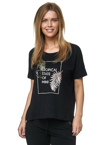 Decay T-Shirt, mit modischen Pailletten kaufen