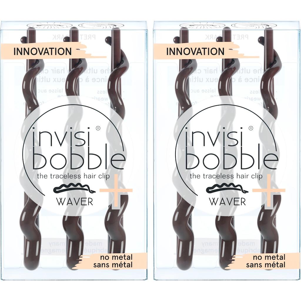 invisibobble Haarklammer »Invisibobble Waver Plus«, Pretty Dark