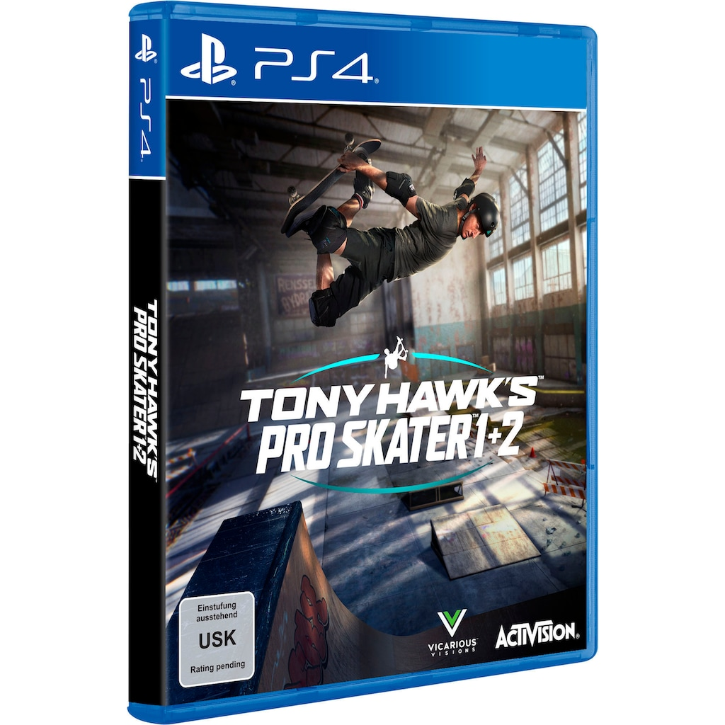Activision Spiel »Tony Hawk 's Pro Skater 1+2«, PlayStation 4