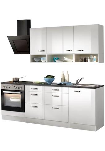 OPTIFIT Küchenzeile »Lagos«, mit E-Geräte, Breite 210 cm kaufen