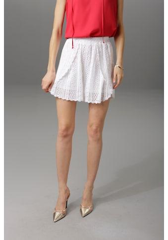 Aniston CASUAL Shorts, im trendigen Lagen Look kaufen