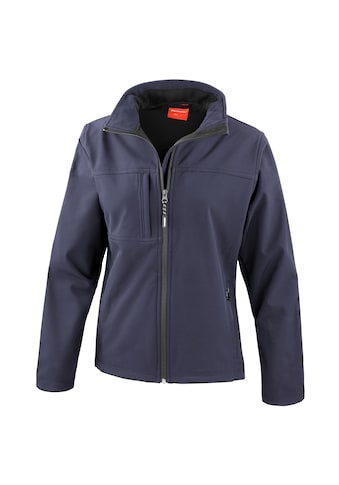 Result Softshelljacke »Regatta Damen Softshell Mulitfunktions-Jacke, 3-lagig, wasserabweisend, winddicht, atmungsaktiv« kaufen