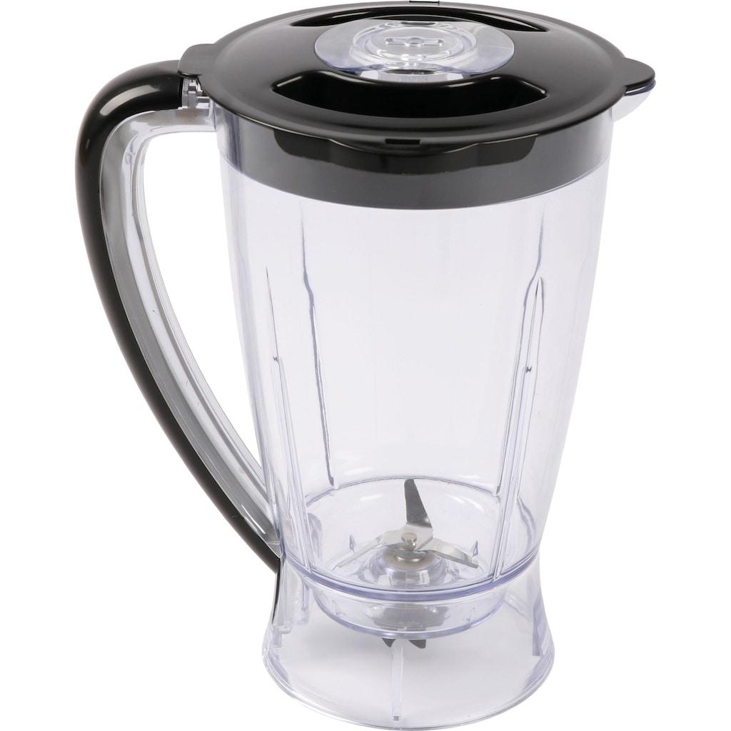 ProfiCook Kompakt-Küchenmaschine »PC-KM 1063«, 1200 W, 1,25 l Schüssel